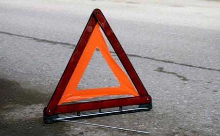 Установка аварийного знака
